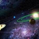 Солнечная система. Звезды.