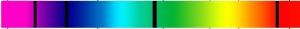 спектр поглощения водорода